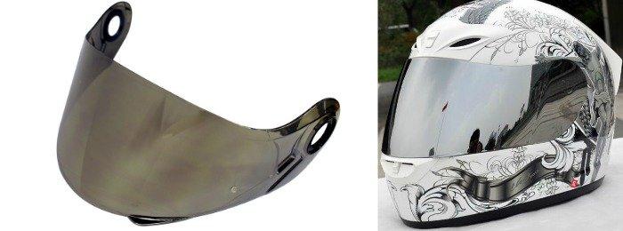 Visera para casco del Moto/ Protector Facial